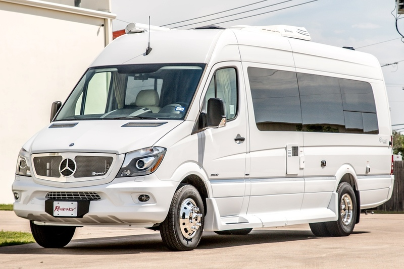 2015 Regency Conversion Mercedes Benz Sprinter 7889a
